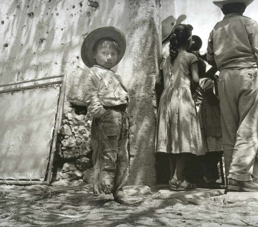 Juan Rulfo, Niño y grupo